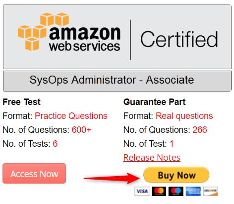 AWS-SysOps-Administrator-Associate-SOA-C01
