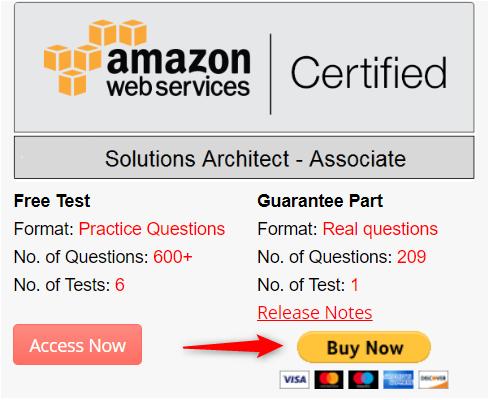 AWS-Solutions-Architect-Associate-AWS-SAA-C01