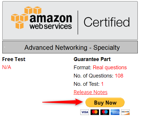 AWS-Advanced-Networking-Specialty-ANS-C00