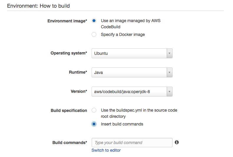 awslagi.com-how to improve build performance for aws codebuild