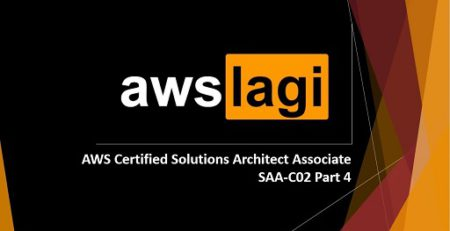 AWS Solutions Architect Associate SAA-C02 Practice Exam Part 4