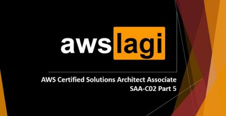 AWS Solutions Architect Associate SAA-C02 Practice Exam Part 5