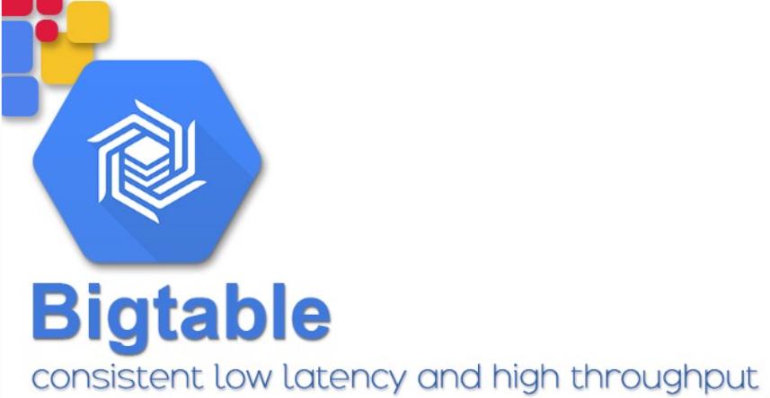 google big table icon