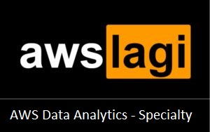 AWS Data Analytics Specialty Icon