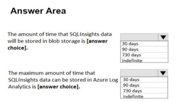 Microsoft Azure Architect Design Exam Question 1.1