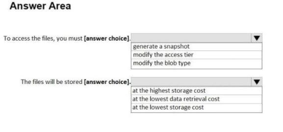 Microsoft Azure Architect Design Exam Question 74.1