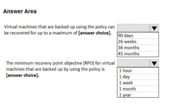 Microsoft Azure Architect Design Exam Question 84.1