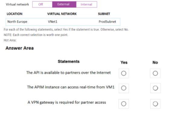 Microsoft Azure Architect Design Exam Question 103.1