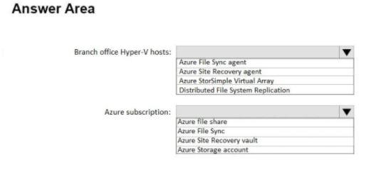 Microsoft Azure Architect Design Exam Question 113