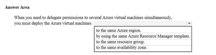 Microsoft Azure Fundamentals AZ-900 Question 41
