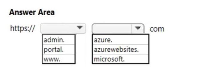 Microsoft Azure Fundamentals AZ-900 Question 47