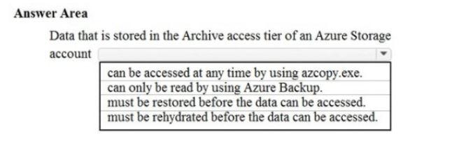 Microsoft Azure Fundamentals AZ-900 Question 67