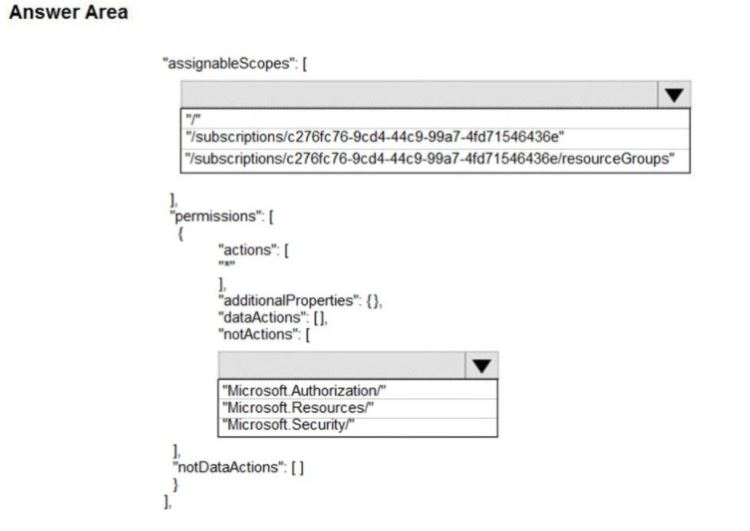 Microsoft Azure Administrator AZ-104 Question 28