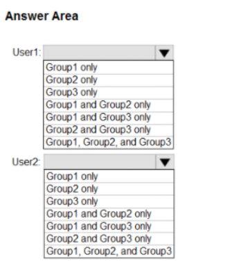 Microsoft Azure Administrator AZ-104 Question 34.2