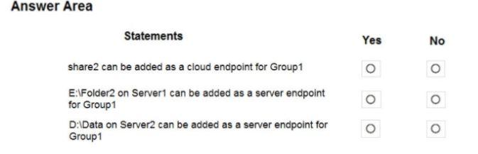 Microsoft Azure Administrator AZ-104 Question 55.2