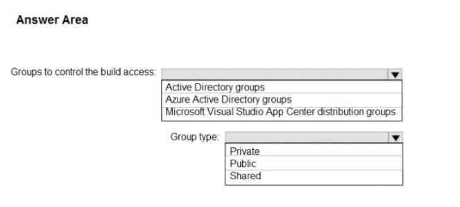 Microsoft Azure DevOps Engineer AZ-400 - Questions 23