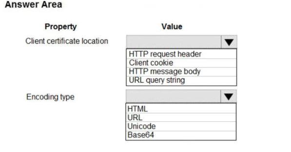 Microsoft Azure Developer AZ-204 Practice Exam Questions 11