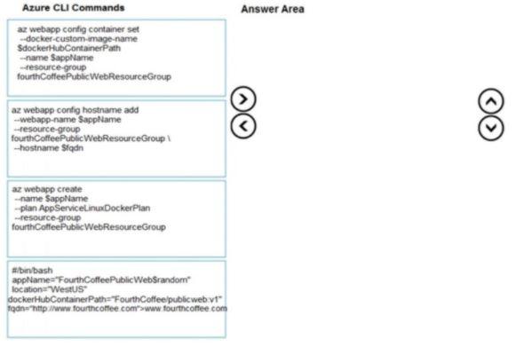 Microsoft Azure Developer AZ-204 Practice Exam Questions 13