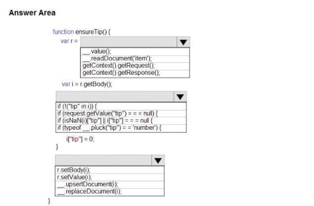 Microsoft Azure Developer AZ-204 Practice Exam Questions 17