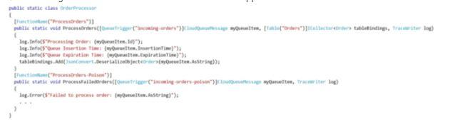 Microsoft Azure Developer AZ-204 Practice Exam Questions 26