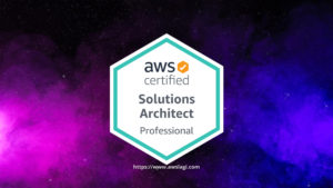 AWS Certified Solutions Architect Professional Logo
