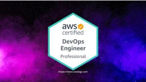 AWS Certified DevOps Engineer Professional Logo