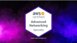 AWS Certified Advanced Networking Specialty Logo