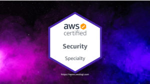 AWS Certified Security Specialty Logo