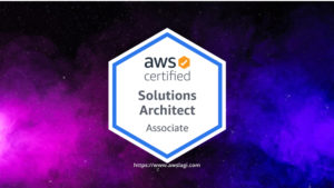 AWS Certified Solutions Architect Associate Logo
