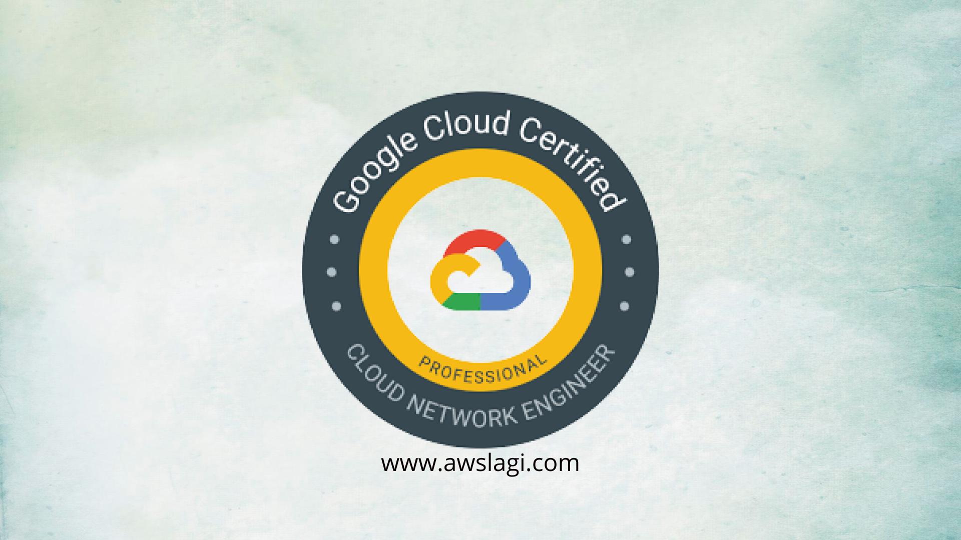google-professional-network-engineer-actual-exam-logo
