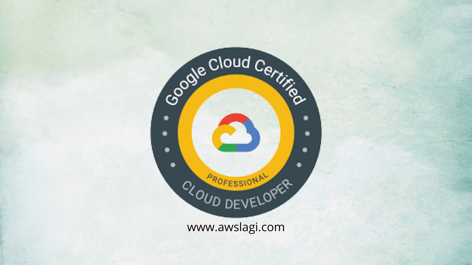google-professional-cloud-developer-actual-exam-logo