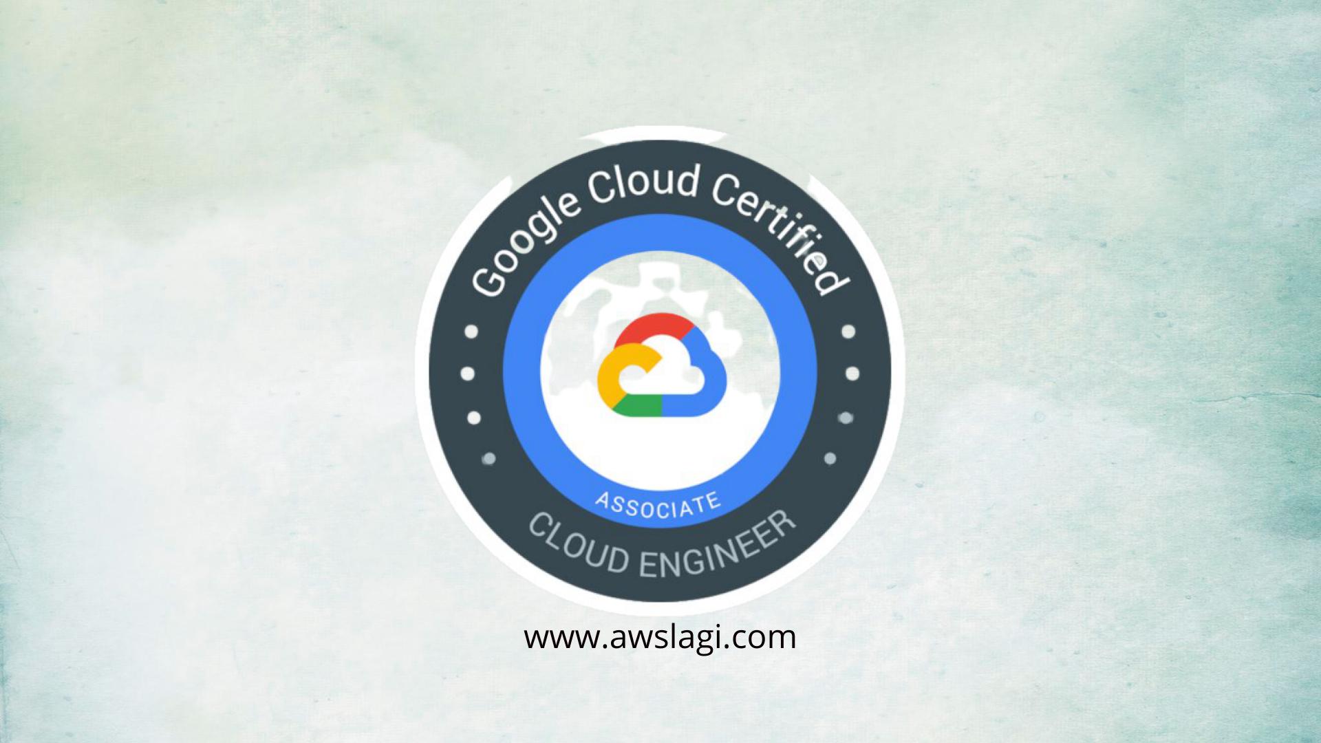 google-associate-cloud-engineer-actual-exam-logo