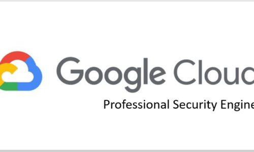 Google Professional Security Engineer Practice Exam