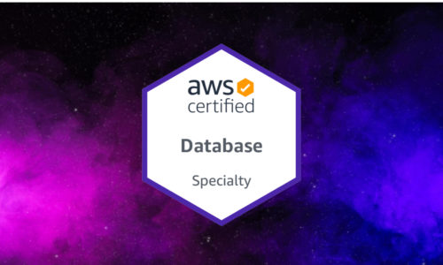 AWS Certified Database Specialty DBS-C01 Actual Exam