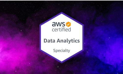 AWS Certified Data Analytics Specialty DAS-C01 Actual Exam