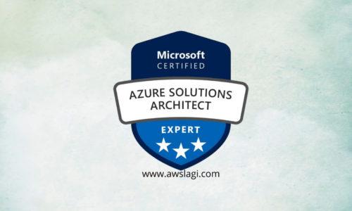 Microsoft Azure Certified Solutions Architect AZ-304 Practice Exam