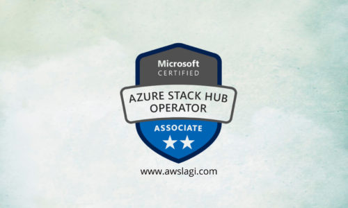 Microsoft Azure Certified Stack Hub Operator AZ-600 Practice Exam