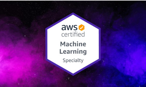 AWS Certified Machine Learning Specialty MLS-C01 Actual Exam