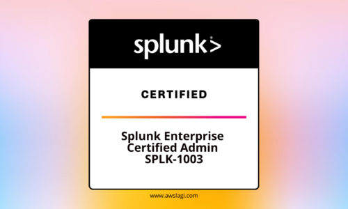 Splunk Enterprise Certified Admin SPLK-1003 Practice Exam