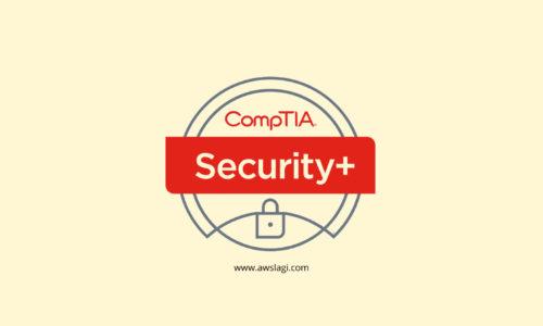 CompTIA Security Plus Actual Exam
