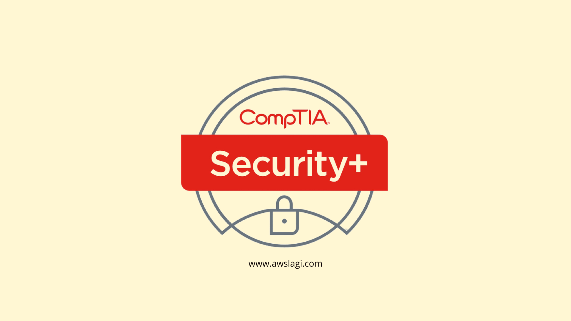 CompTIA Security Plus Exam Logo